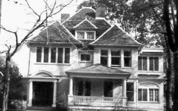 The Burnside Sturges Home